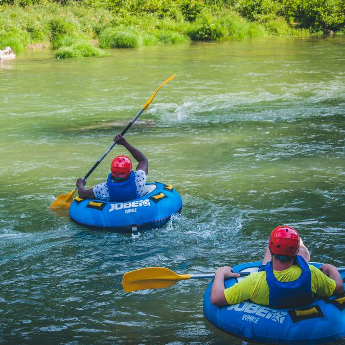 Nouvelle activité sur le Tarn : le tubing!