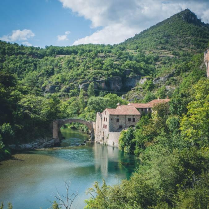 Villages de la Dourbie