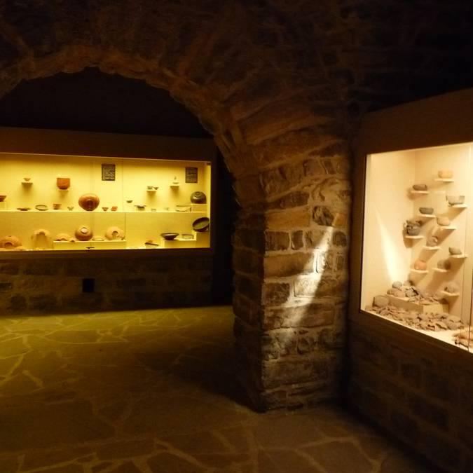 Section Céramique Sigilée Gallo-Romaine de la Graufesenque