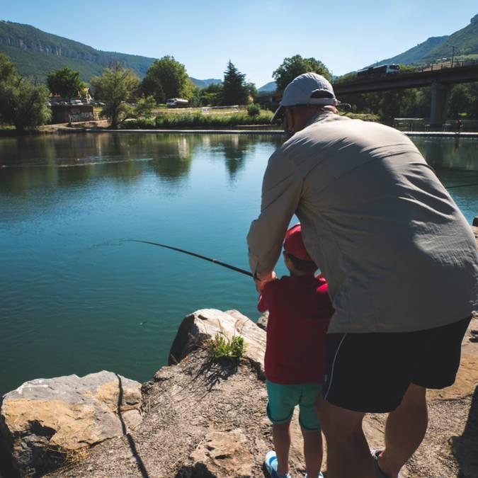 Pêcher dans le Tarn ou la Dourbie