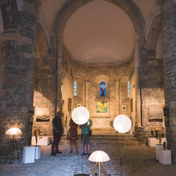 Décourvrir les expositions à Millau