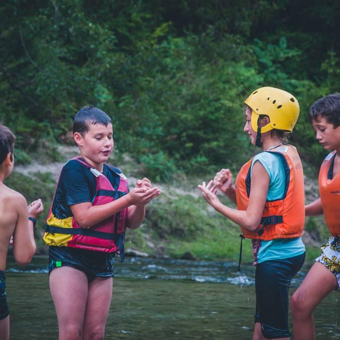 Des parcours accessibles en famille dans les gorges du Tarn