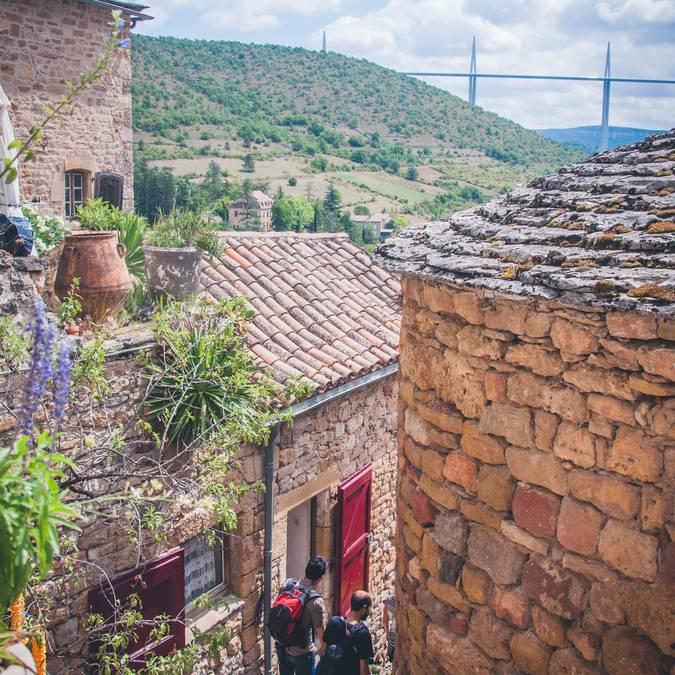 Circuit 10 plus beaux villages de France en camping-car
