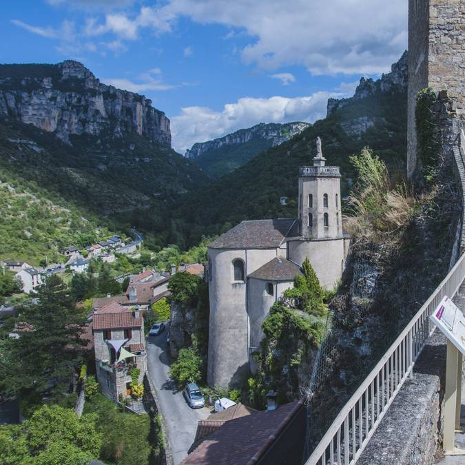 Séjour trail en groupes dans les Gorges du Tarn et de la Jonte