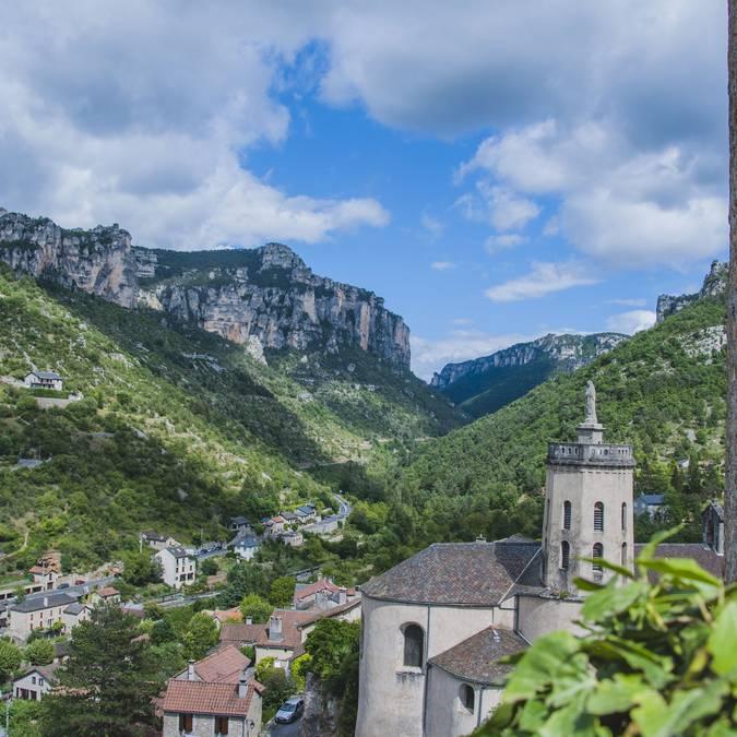 Séjour groupe dans les Gorges du Tarn et de la Jonte