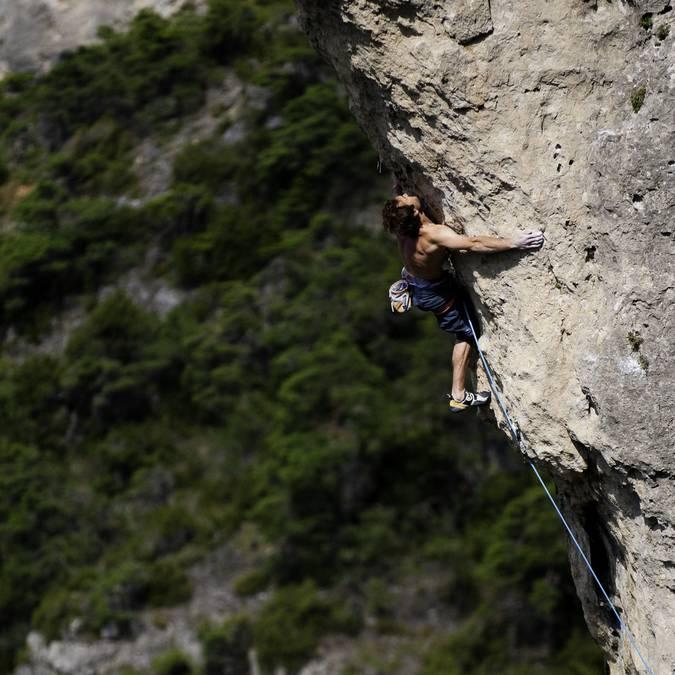 Grande voie dans les Gorges©Style Millau Tourisme