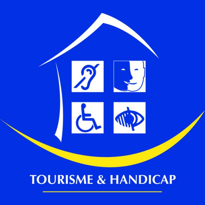 """Résultat de recherche d'images pour """"logo tourisme et handicap"""""""